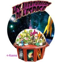 Potager pédagogique pour enfants - Paysage de l'espace