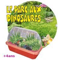 Jardin pédagogique pour enfants - Le parc des dinosaures