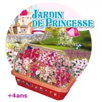 Jardin pédagogique pour enfants - Le jardin de princesse